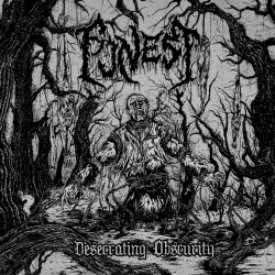 "Funest - ""Desecrating Obscurity"" CD"