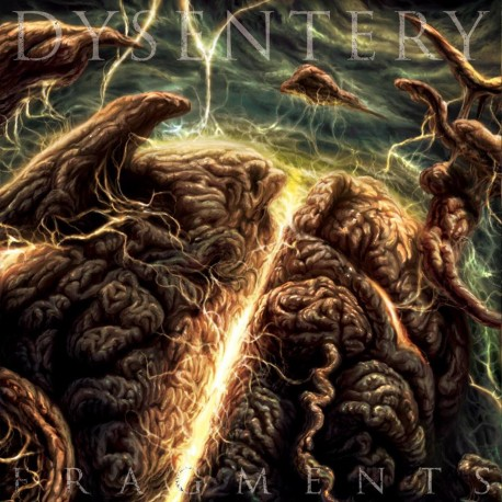 "Dysentery - ""Fragments"" CD"