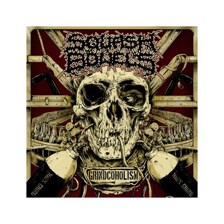 "Squash Bowels - ""Grindcoholism"" CD"