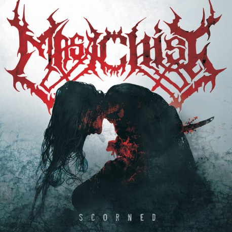 "Masachist - ""Scorned"" CD"