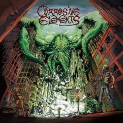 "Corrosive Elements - ""Toxic Waste Blues"" CD"