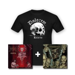 BUNDLE - FINISH CULT DEATH METAL - 2CDs + T shirt