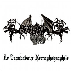"Ossuaire - ""Le Troubadour Necrophageophile"" CD"