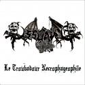 """Ossuaire - """"Le Troubadour Necrophageophile"""" MCD"""