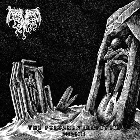 "Cadaveric Fumes - ""The Forsaken Triptych (2012-2016)"" CD"