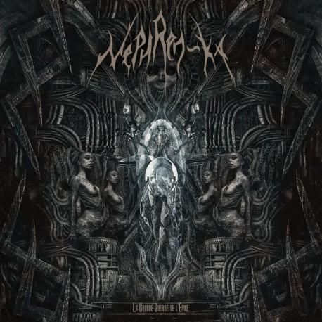 """Nephren-Ka - """"La Grande Guerre de L'Epice"""" CD"""