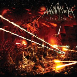"Nephren-Ka - ""The Fall of Omnious"" CD"