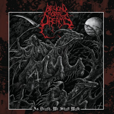 "Beyond Mortal Dreams​ - ""As Death, We Shall Walk"" CD"