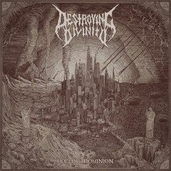 "Destroying Divinity - ​""Hollow Dominion"" CD"