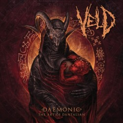 "Veld - ""Daemonic: The Art Of Dantalian"" CD Digipack"