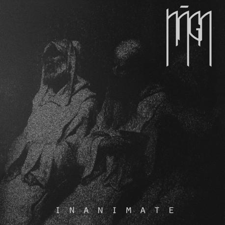 """NAGA - """"Inanimate"""" CD"""