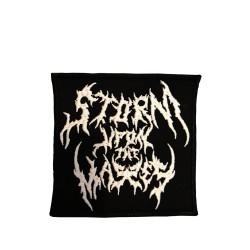 Storm Upon The Masses - Logo - Patch