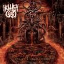 "Hellish God - ""The Evil Emanations"" CD"