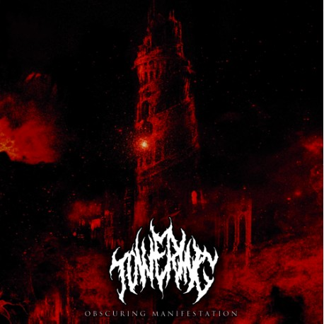 "Towering - ""Obscuring Manifestation"" CD Digipack"