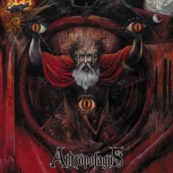 "Antropofagus - ""M.O.R.T.E."" CD"