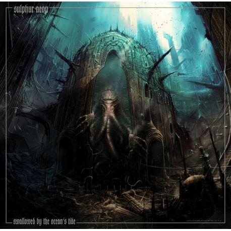 "Sulphur Aeon - ""Swallowed By The Ocean's Tide"" CD Digipack"