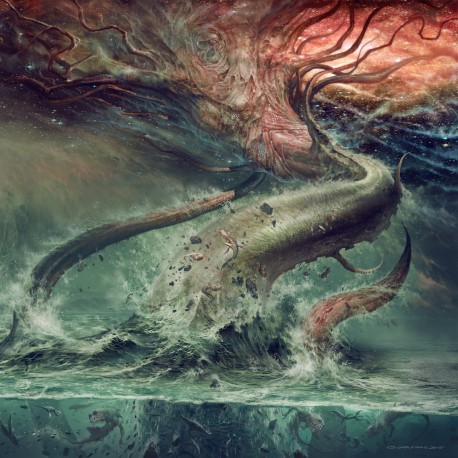 "Sulphur Aeon - ""Gateway To The Antisphere"" CD Digipack"