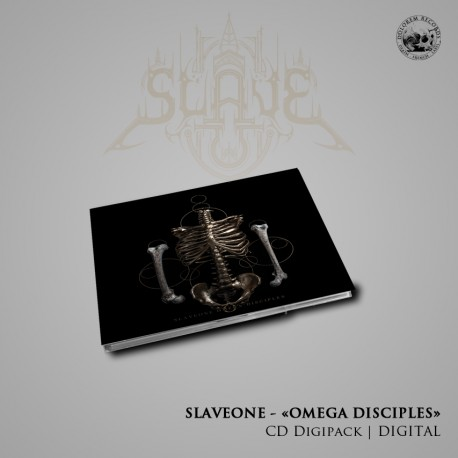 "SlaveOne - ""Omega Disciples"" CD Digipack"