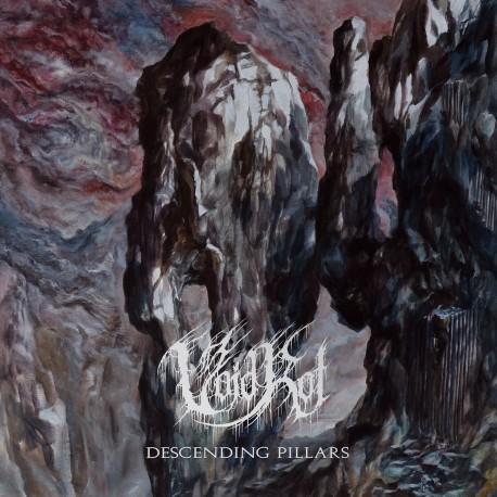 """Void Rot - """"Descending Pillars"""" CD"""