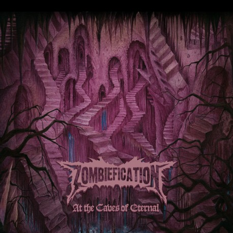 "Zombiefication - ""At The Caves of Eternal"" CD"