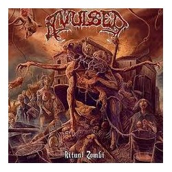 "Avulsed - ""Ritual Zombi"" (Esp) CD"