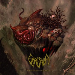 "Gorephilia - ""Embodiment of Death"" CD"