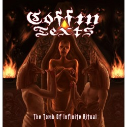 "Coffin Texts - ""The Tomb of Infinite Ritual"" CD"