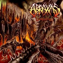 """Abraxas - """"Damnation"""" CD"""