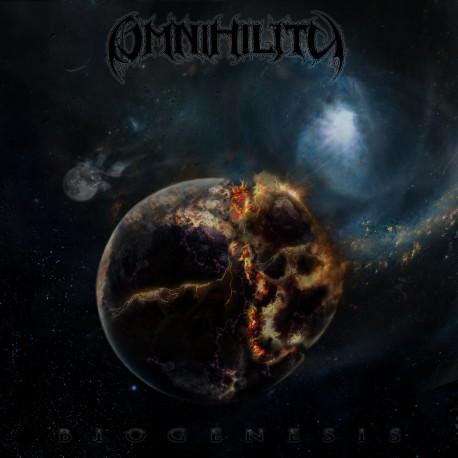 "Omnihility - ""Biogenesis"" CD"