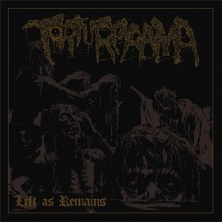 "Torturerama - ""Left As Remains"" CD"