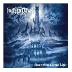 "Frozen Dawn - ""Those of the Cursed Light"" CD"