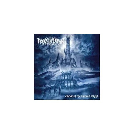 """Frozen Dawn - """"Those of the Cursed Light"""" (Esp) CD"""