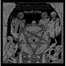 "Disinterred - ""Incantation"" CD"