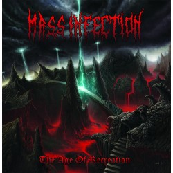 "Mass Infection - ""The Age of Recreation"" CD"