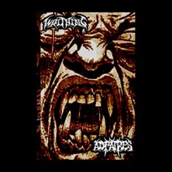 Ad Patres/Writhing - Split TAPE