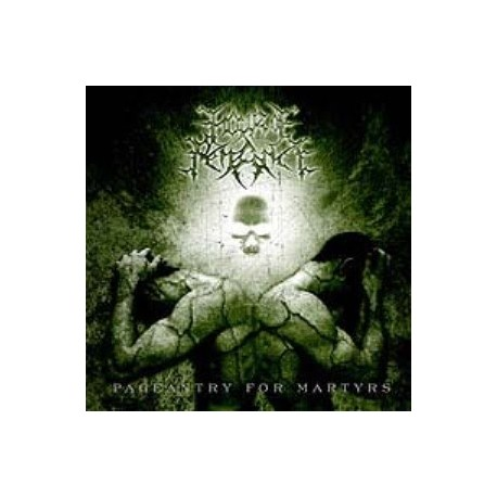 "Hour of Penance - ""Pageantry For Martyrs"" (It) CD"