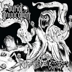 "Burial Invocation - ""Rituals of the Grotesque"" EP"