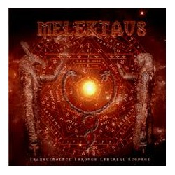 "Melektaus - ""Transcendence Through Ethereal Scourge"" (Chile) CD"