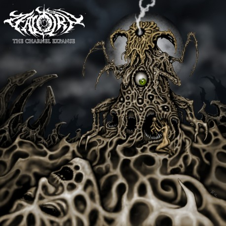 """Zealotry - """"The Charnel Expanse"""" CD"""