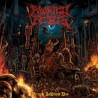 """Aborted Fetus - """"Private Judgment Day"""" CD"""