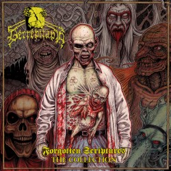 "Decrepitaph - ""Forgotten Scriptures"" CD"