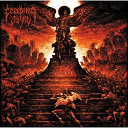 "Creeping Fear - ""Onward To Apocalypse"" CD"
