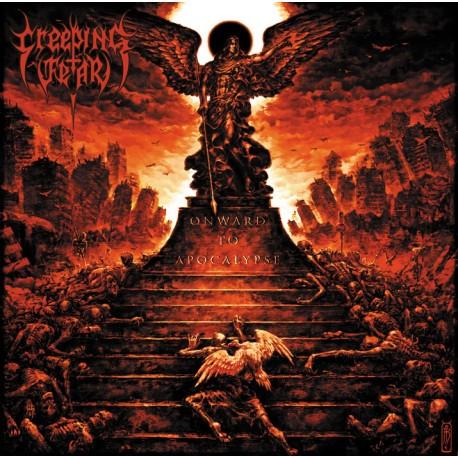 """Creeping Fear - """"Onward To Apocalypse"""" CD (Pre-order)"""