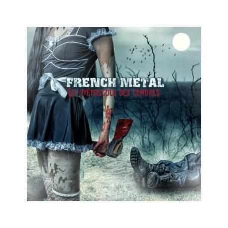 """Compilation French Metal - """"Le Crépuscule des Lémures"""""""