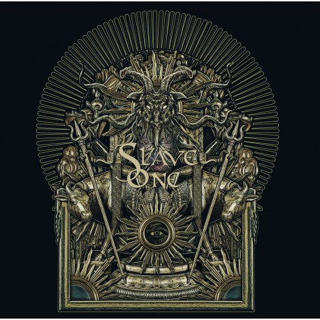 """Slave One - """"An Abstract and Metaphysical Approach to Deceit"""" CD"""