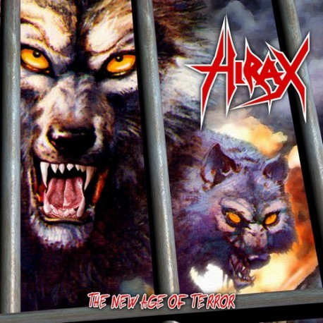 "Hirax - ""The New Age Of Terror"" CD"