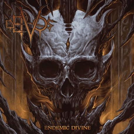 """Deivos - """"Endemic Divine"""" CD"""