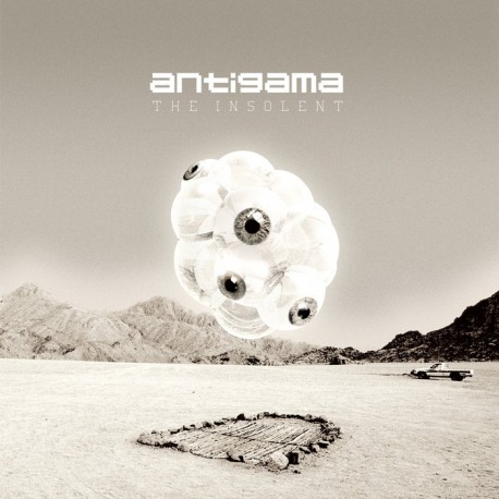 "Antigama - ""The Insolent"" CD"