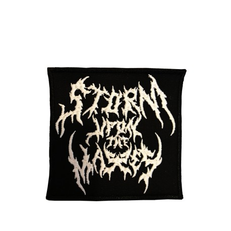 Storm Upo The Masses - Logo - Patch