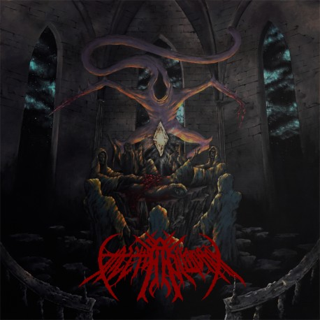"""Abyssal Ascendant - """"Chronicles of the Doomed Worlds - Part II. Deacons of Abhorrence"""" CD"""